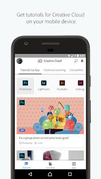 Adobe Creative Cloud pc screenshot 2