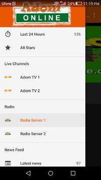 Adom FM 106.3 pc screenshot 2