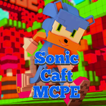Sonic Craft mod MCPE icon
