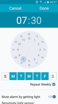 Alarm Clock pc screenshot 2