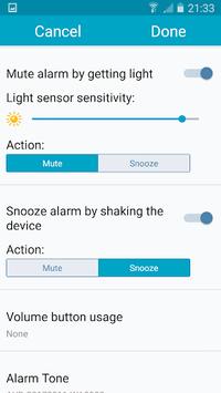 Alarm Clock pc screenshot 1