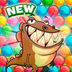 Dino Pop! Bubble Shooter Arcade & Puzzle Adventure icon