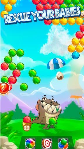 Dino Pop! Bubble Shooter Arcade & Puzzle Adventure PC screenshot 1