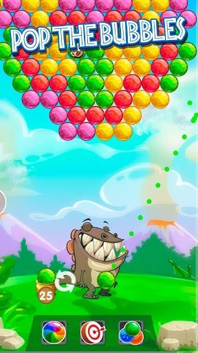 Dino Pop! Bubble Shooter Arcade & Puzzle Adventure PC screenshot 2