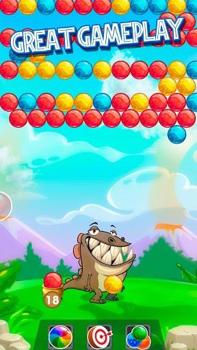 Dino Pop! Bubble Shooter Arcade & Puzzle Adventure PC screenshot 3