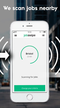 JobSwipe - Find a job today. pc screenshot 2