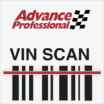 Advance Professional VIN Scan icon