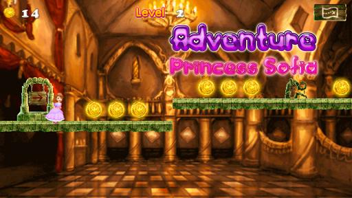 Adventure Princess Sofia Run - First Game pc screenshot 1
