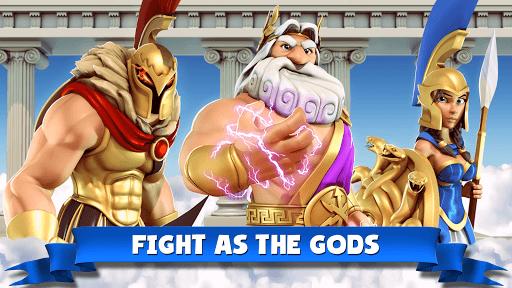 Gods of Olympus pc screenshot 1
