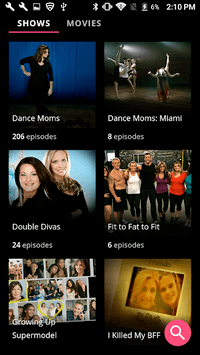 Lifetime - Watch Full Episodes & Original Movies pc screenshot 2