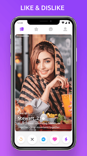 Yobo - Dating, Make Friends, Meet & Video Chat PC screenshot 1
