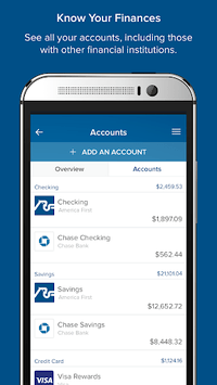 America First Mobile Banking pc screenshot 2