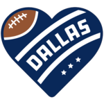 Dallas Football Louder Rewards icon