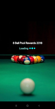 8 Ball Pool Rewards 2018 pc screenshot 1