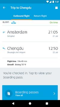 KLM - Royal Dutch Airlines pc screenshot 2