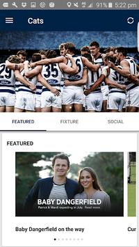 Geelong Cats Official App pc screenshot 1