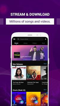 Boomplay - Music & Video Player pc screenshot 1