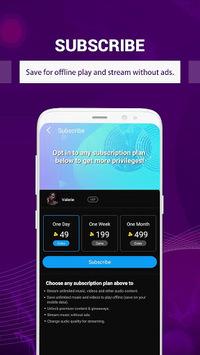 Boomplay - Music & Video Player pc screenshot 2