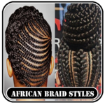 African Braid Styles for pc logo