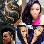 African Braids 2018 for pc logo