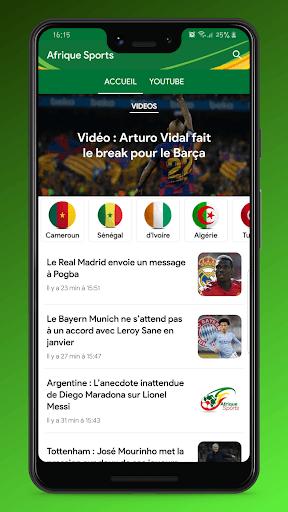Africa Sports PC screenshot 1