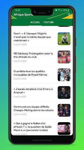 Africa Sports PC screenshot 2