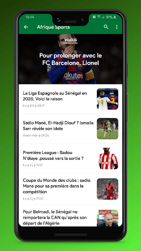 Africa Sports PC screenshot 3