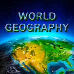 World Geography - Quiz Game for pc logo