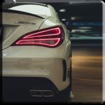 Benz CLA200 Driving Simulator icon