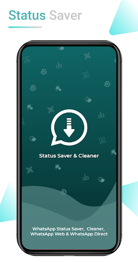 Status saver for whatsapp: Downloader, Web, Tools pc screenshot 1