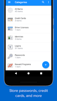 1Password - Password Manager and Secure Wallet pc screenshot 1