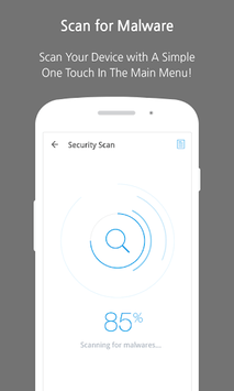 V3 Mobile Security - AntiMalware/Booster/Apps Lock pc screenshot 1