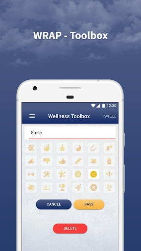 Wellness Recovery Action Plan PC screenshot 2