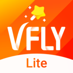VFly Lite - Magic Effects Editor, New Video Maker icon