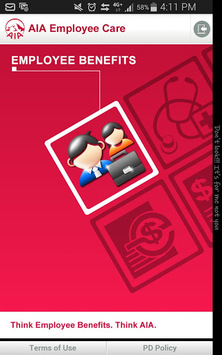 AIA Employee Care pc screenshot 1
