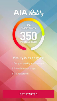 AIA Vitality Weekly Challenge pc screenshot 1