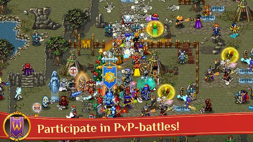 Warspear Online (MMORPG, RPG, MMO) pc screenshot 1