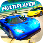 Multiplayer Driving Simulator icon