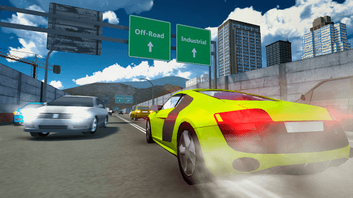 Extreme Turbo Racing Simulator pc screenshot 2