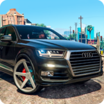 City Car Driving Simulator for pc logo