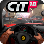 Car In Traffic 2018 for pc logo