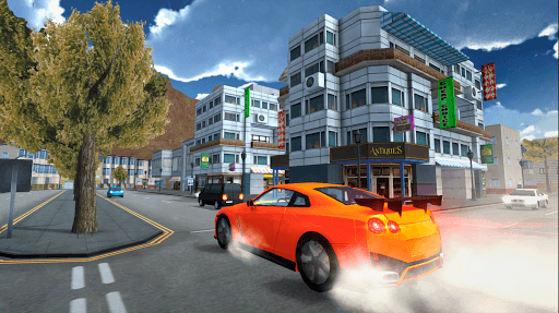 Extreme Sports Car Driving 3D pc screenshot 1