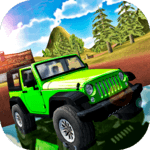 Extreme SUV Driving Simulator for pc logo