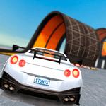 Car Stunt Races: Mega Ramps for pc logo
