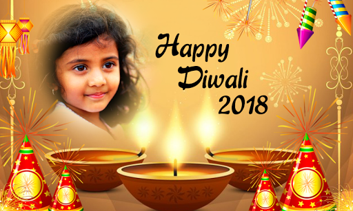 Diwali Photo Frames FREE pc screenshot 1