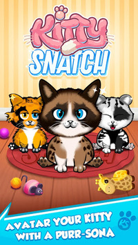 Kitty Snatch - Match 3 ft. Cats of Instagram game pc screenshot 2