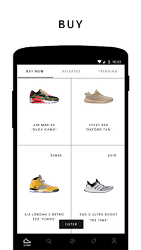 GOAT: Buy & Sell Sneakers pc screenshot 1