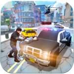 NY Police Car Chase - Gangster Crime Simulator icon