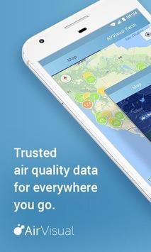 Air Quality | AirVisual pc screenshot 1