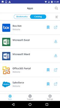 VMware Workspace ONE pc screenshot 1